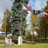Veterans Memorial Flag Pole1 E1447196824975
