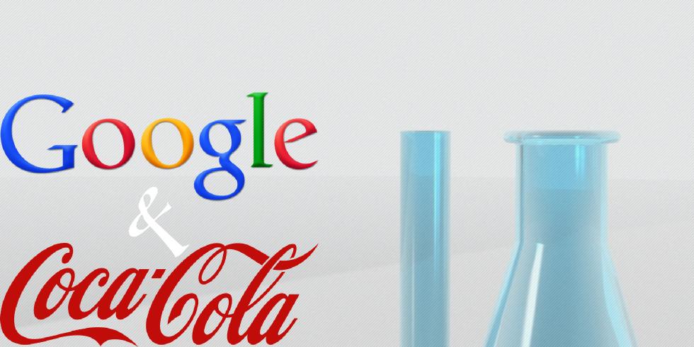 Coke and Google